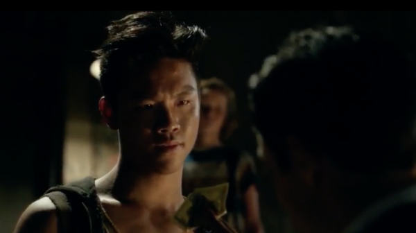 "Benny in Syfy TV Series ""Incorporated"" – Clip 